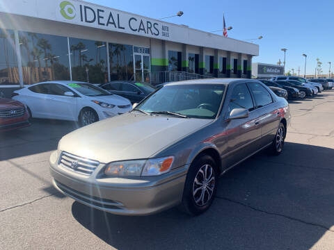 2001 Toyota Camry for sale at Ideal Cars Apache Junction in Apache Junction AZ
