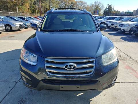 2012 Hyundai Santa Fe for sale at Adonai Auto Broker in Marietta GA