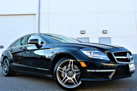 2012 Mercedes-Benz CLS for sale at Chantilly Auto Sales in Chantilly VA