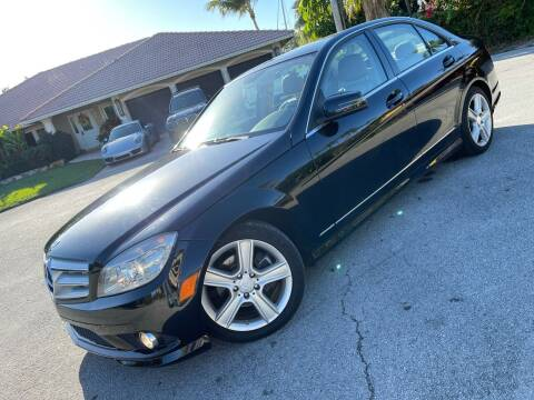 2010 Mercedes-Benz C-Class for sale at Citywide Auto Group LLC in Pompano Beach FL