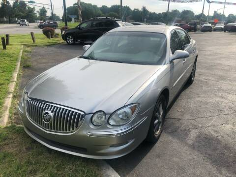 2008 Buick LaCrosse for sale at Right Place Auto Sales in Indianapolis IN