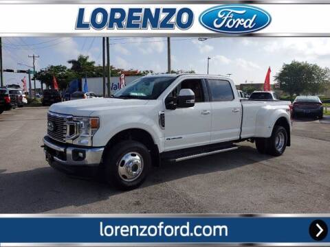2020 Ford F-350 Super Duty for sale at Lorenzo Ford in Homestead FL
