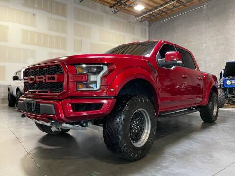 2017 Ford F-150 for sale at Platinum Motors in Portland OR