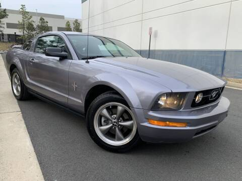 2006 Ford Mustang for sale at PM Auto Group LLC in Chantilly VA