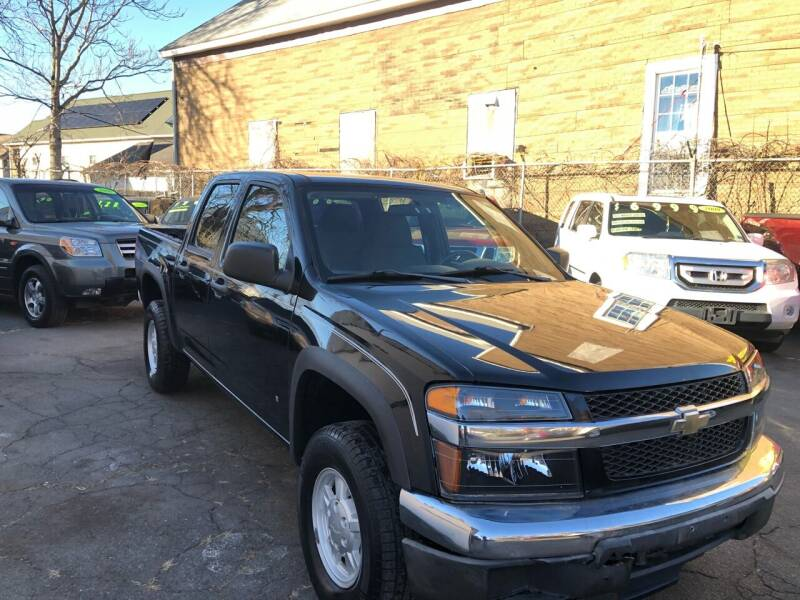 2006 Chevrolet Colorado for sale at James Motor Cars in Hartford CT