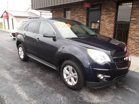 2015 Chevrolet Equinox for sale at Dietsch Sales & Svc Inc in Edgerton OH