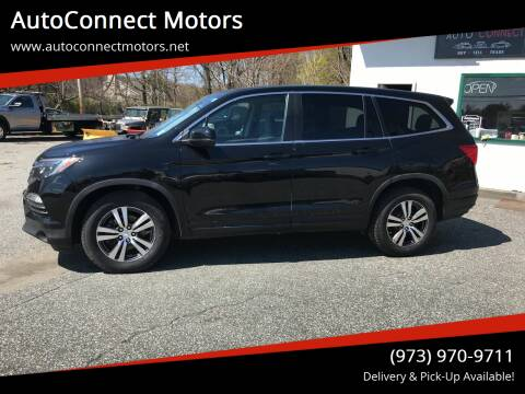 2016 Honda Pilot for sale at AutoConnect Motors in Kenvil NJ