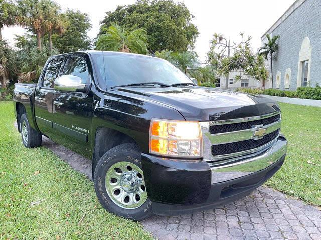 2008 Chevrolet Silverado 1500 for sale at Citywide Auto Group LLC in Pompano Beach FL