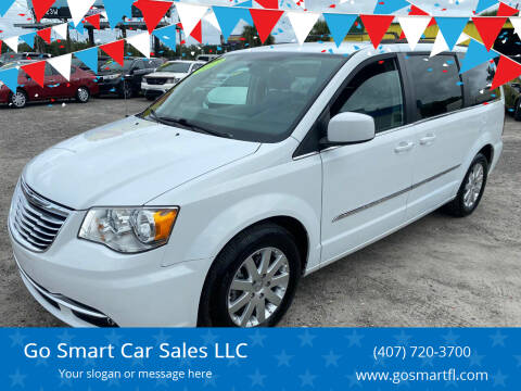2015 Chrysler Town and Country for sale at Go Smart Car Sales LLC in Winter Garden FL