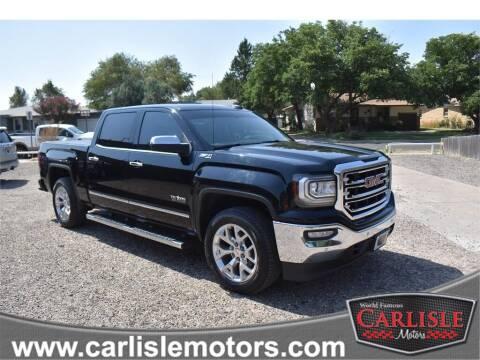 2017 GMC Sierra 1500 for sale at Carlisle Motors in Lubbock TX
