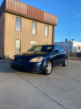 2009 Pontiac G5 for sale at Walker Motors in Muncie IN