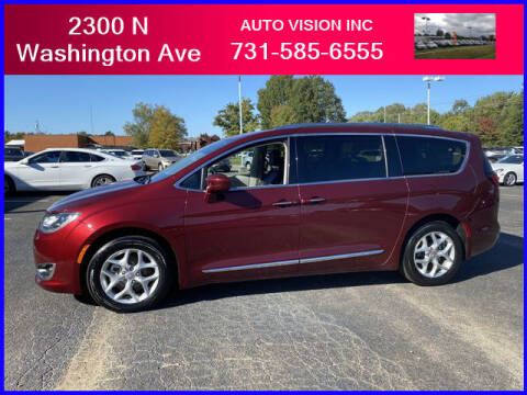 2017 Chrysler Pacifica for sale at Auto Vision Inc. in Brownsville TN