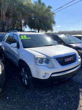 2008 GMC Acadia for sale at ROCKLEDGE in Rockledge FL