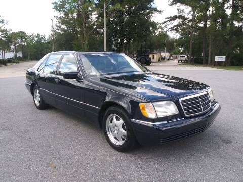 1998 Mercedes-Benz S-Class for sale at Global Auto Exchange in Longwood FL