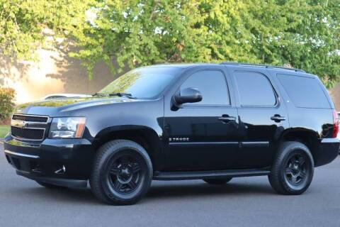 2008 Chevrolet Tahoe for sale at Beaverton Auto Wholesale LLC in Aloha OR