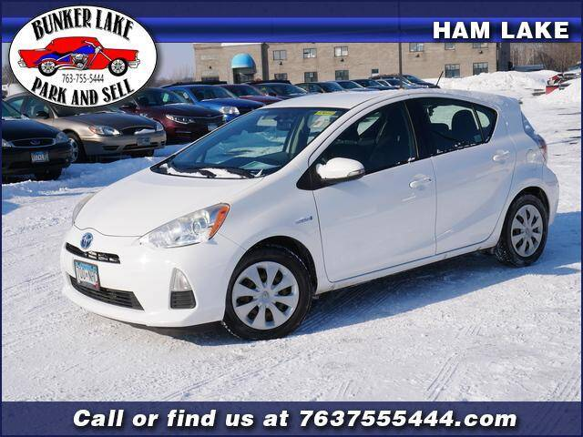 2012 Toyota Prius c for sale in Ham Lake, MN