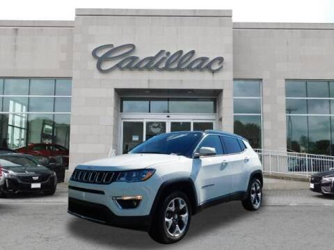2018 Jeep Compass for sale at Radley Cadillac in Fredericksburg VA