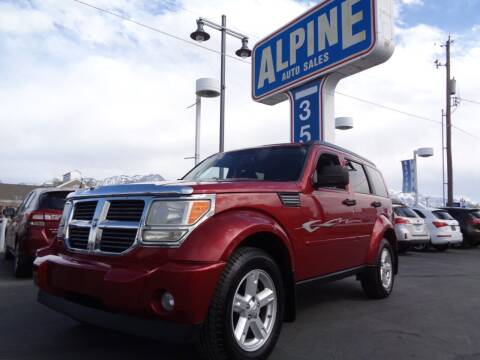 2007 Dodge Nitro for sale at Alpine Auto Sales in Salt Lake City UT