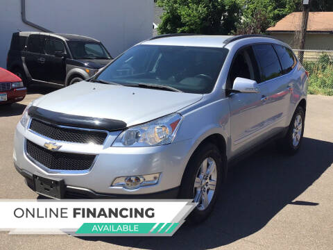 2011 Chevrolet Traverse for sale at K & L Auto Sales in Saint Paul MN