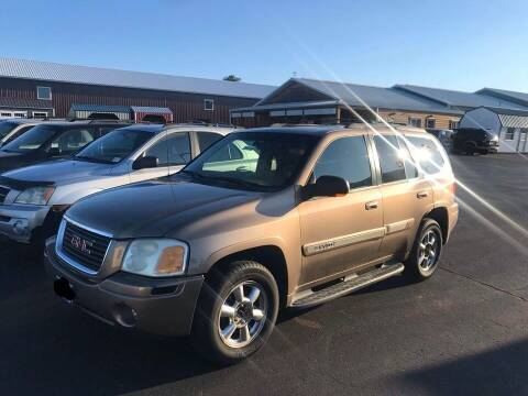 2003 GMC Envoy for sale at Cannon Falls Auto Sales in Cannon Falls MN