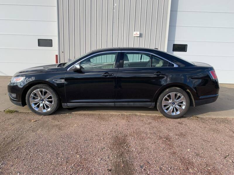 2010 Ford Taurus for sale at RMI in Chancellor SD