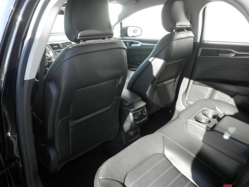 2015 Ford Fusion SE 4dr Sedan - Aitkin MN