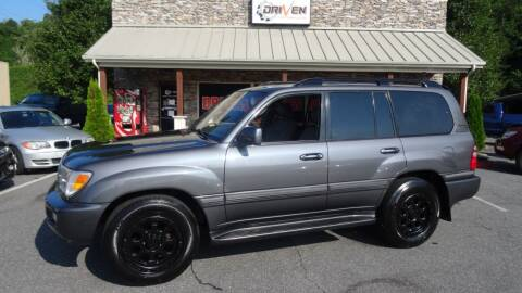 2005 Toyota Land Cruiser for sale at Driven Pre-Owned in Lenoir NC