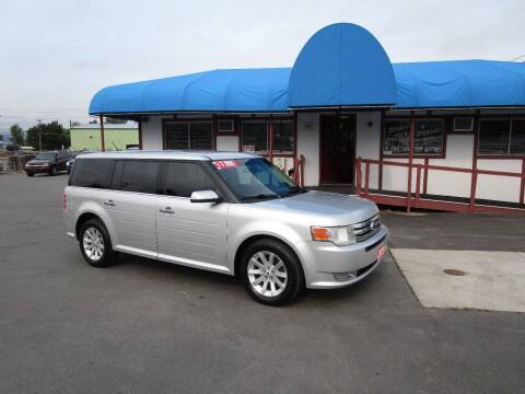 2009 Ford Flex for sale at Jim's Cars by Priced-Rite Auto Sales in Missoula MT