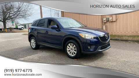 2014 Mazda CX-5 for sale at Horizon Auto Sales in Raleigh NC