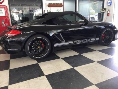 2011 Porsche Boxster for sale at Milpas Motors Auto Gallery in Ventura CA