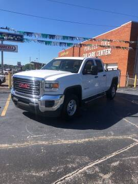 2015 GMC Sierra 2500HD for sale at Butler's Automotive in Henderson KY