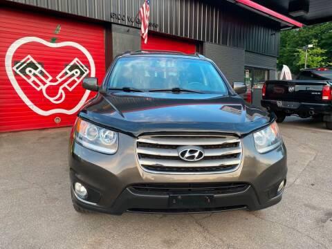 2012 Hyundai Santa Fe for sale at Apple Auto Sales Inc in Camillus NY