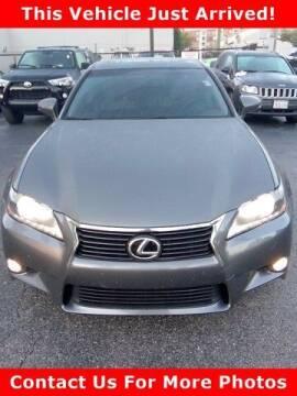 2015 Lexus GS 350 for sale at BEAMAN TOYOTA in Nashville TN