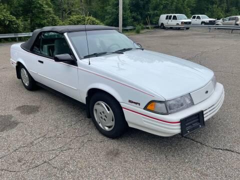 1994 Chevrolet Cavalier for sale at George Strus Motors Inc. in Newfoundland NJ
