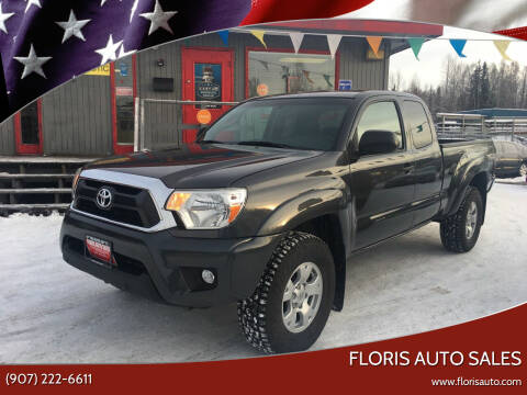 2014 Toyota Tacoma for sale at FLORIS AUTO SALES in Anchorage AK