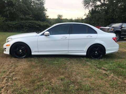 2013 Mercedes-Benz C-Class for sale at Cella  Motors LLC in Auburn NH