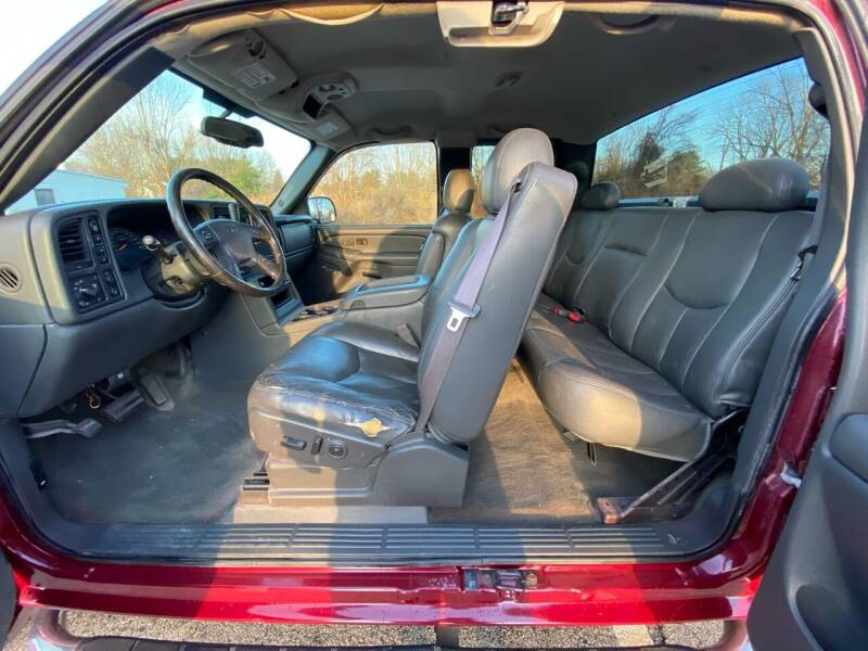 2004 GMC Sierra 1500 4dr Extended Cab SLE 4WD SB - Derry NH