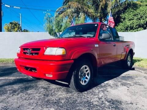 2002 Mazda Truck for sale at Venmotors LLC in Hollywood FL
