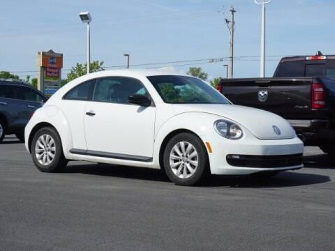 2015 Volkswagen Beetle for sale at Bob Boast Volkswagen in Bradenton FL