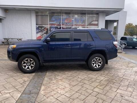 2018 Toyota 4Runner for sale at Tim Short Auto Mall in Corbin KY
