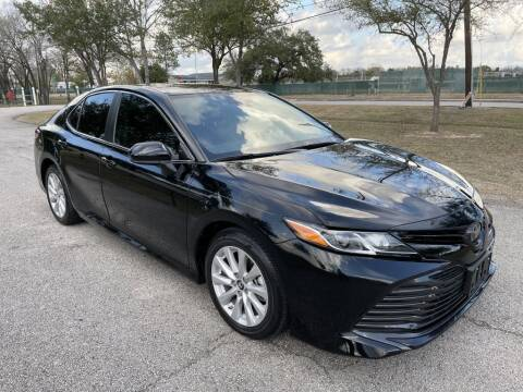 2019 Toyota Camry for sale at Prestige Motor Cars in Houston TX