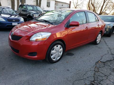 2010 Toyota Yaris for sale at Devaney Auto Sales & Service in East Providence RI