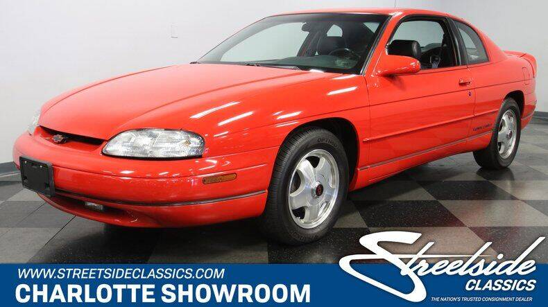 1998 Chevrolet Monte Carlo for sale in Concord, NC