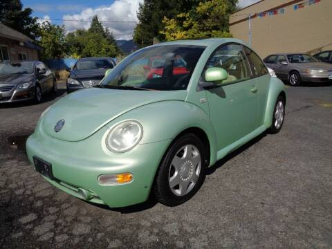 1999 Volkswagen New Beetle for sale at Liberty Automotive in Grants Pass OR