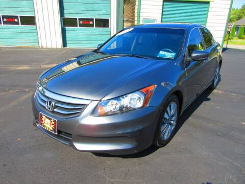 2012 Honda Accord for sale at G and S Auto Sales in Ardmore TN
