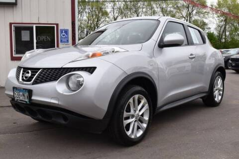 2013 Nissan JUKE for sale at DealswithWheels in Hastings MN