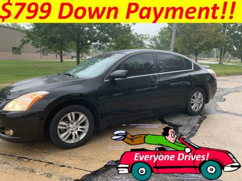 2011 Nissan Altima for sale at World Automotive in Euclid OH