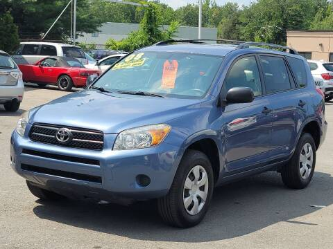 2008 Toyota RAV4 for sale at United Auto Service in Leominster MA