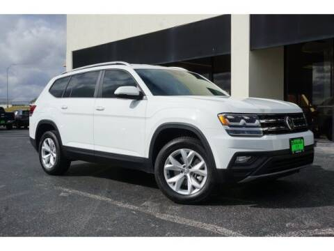 2018 Volkswagen Atlas for sale at Douglass Automotive Group in Central Texas TX