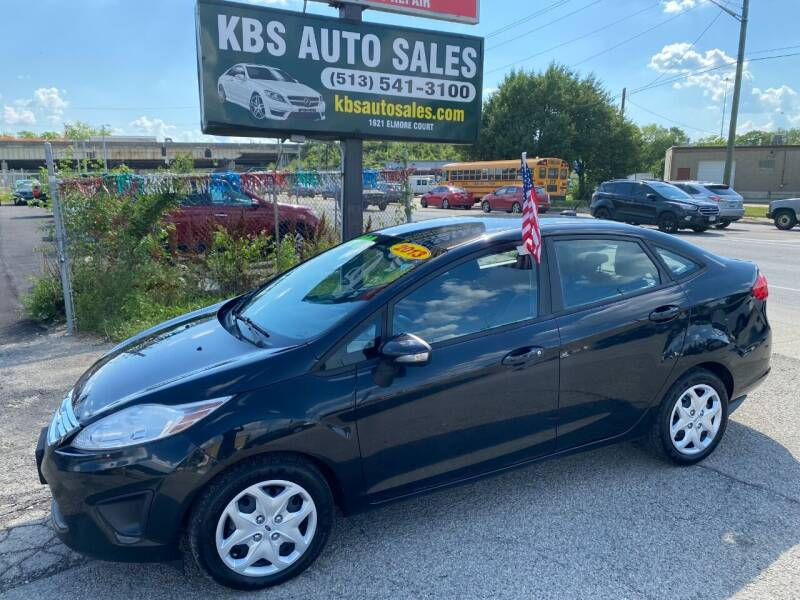 2013 Ford Fiesta for sale at KBS Auto Sales in Cincinnati OH